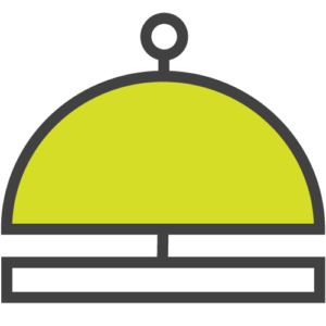 NCIS Group Hospitality Sector Icon