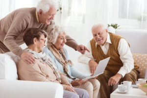 Internet of things in aged care