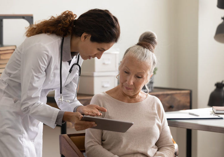 technological issues facing Aged Care